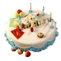 Торт Цирк